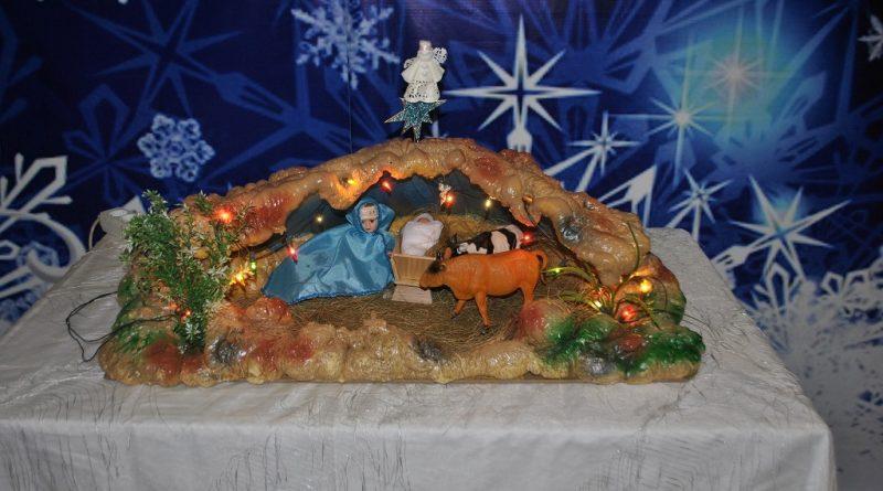 Зажги свечу на Рождество Христово