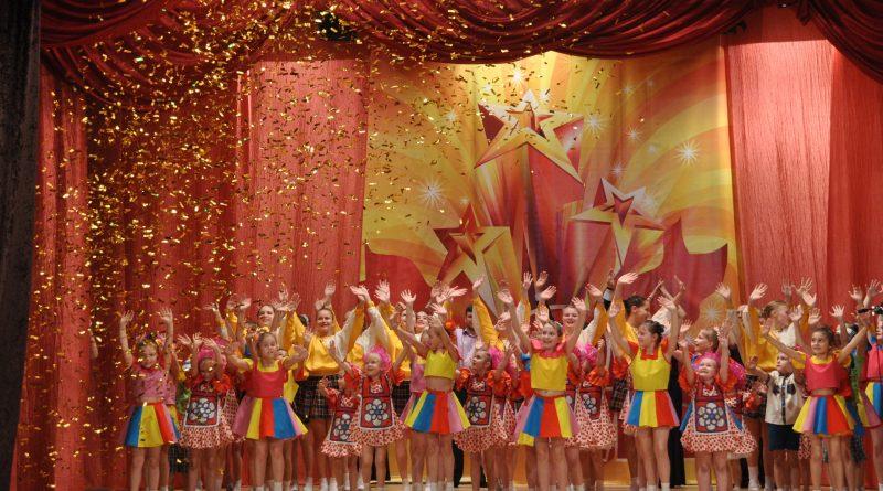 Подтверждение звания Ансамбля танца «Радуга»