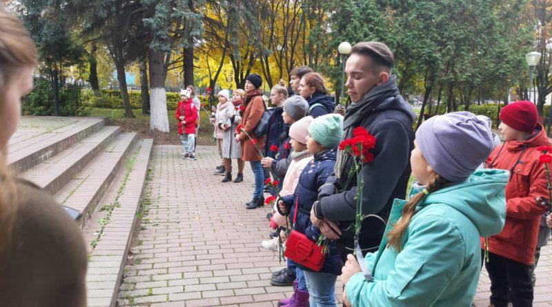 День памяти Подольских курсантов